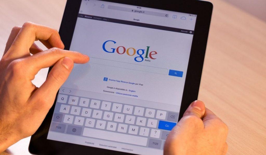 La relevancia de Google