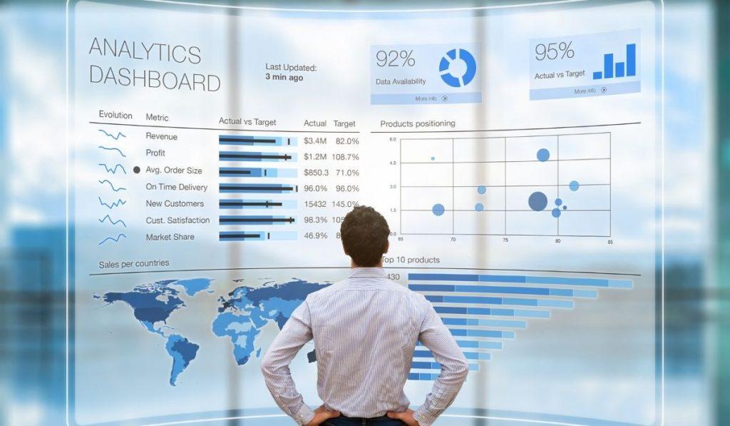Estableciendo los primeros pasos en la inteligencia de negocios